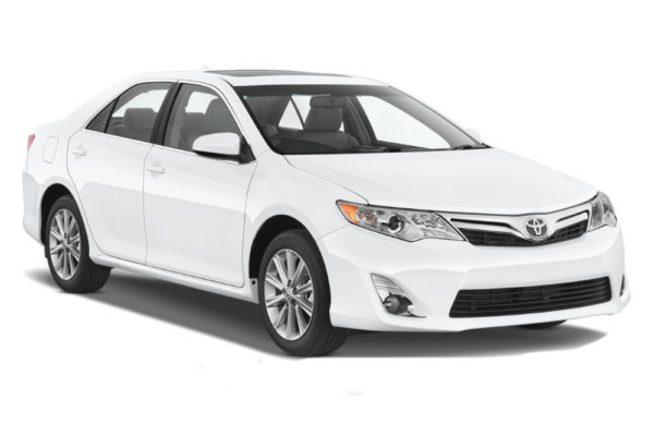 camry — front