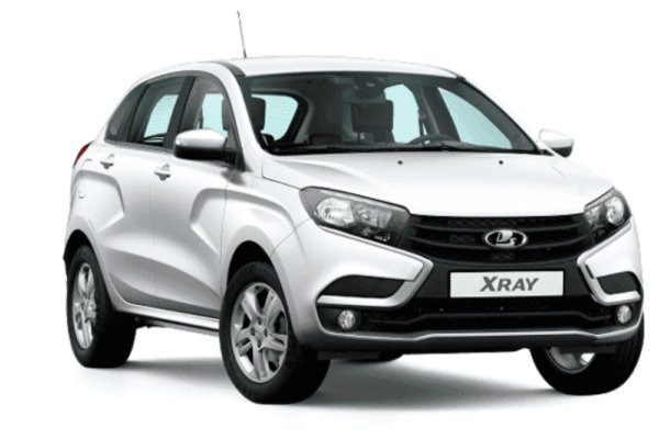 x-ray — front